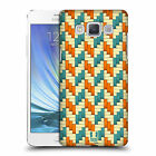 HEAD CASE DESIGNS WOVEN PAPER PATTERNS CASE FOR SAMSUNG GALAXY A5 DUOS 3G A500H