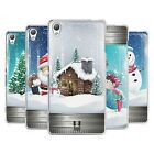 HEAD CASE CHRISTMAS IN JARS SILICONE GEL CASE FOR SONY XPERIA Z3
