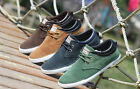 Fashion Spring Autumn Men's Comfort Sneakers Canvas Daily Casual Shoes US WB