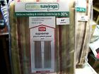 JCPenney Supreme Pinch Pleated STRIPED LINED Drapery Curtains Pair