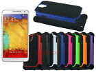 Dual Layer Hybrid Armor Rugged Hard Case for Samsung Galaxy Note 3 III