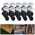 10x Deck LED Path Light Decor Garden Outdoor Patio Landscape Lamp Color Opt