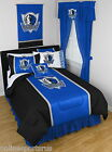 Dallas Mavericks Comforter Sham & Sheet Set Twin Full Queen King Size