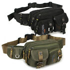 New Men Sport Waist bag Pouch Belt Bag Fanny Pack Travel Military Shoulder bag