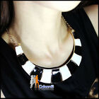 C8 Womens Summer Necklaces Fashion Color Matching Colorful Alloy Lady