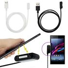 Hot 1PCS For Sony Xperia Z1 L39h Z2 Magnetic Charger Adapter USB Cable Trendy