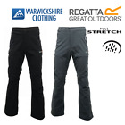 Regatta Fellwalk Mens Stretch Trouser Outdoor Walking Travel 30-44 FREE POST