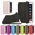 1x PU Leather Smart Case Cover Magnetic Sleep Wake Protector For Apple iPad mini