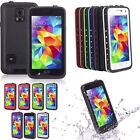Water Resistant Shock Dirt Snow Proof Cover Case for Samsung Galaxy S5 i9600