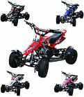 Mini Midi Moto Quad Bike 49cc 2 Stroke Kid Child Pullstart Restrictable Cheap 2T