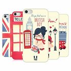 HEAD CASE DESIGNS I DREAM OF LONDON HARD BACK CASE FOR APPLE iPHONE 5