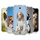 HEAD CASE POPULAR DOG BREEDS SILICONE GEL CASE FOR NOKIA 225