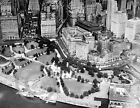 1940 Aerial Photo New York City Greenwich Battery Park