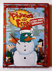 Phineas and Ferb A Very Perry Chistmas Holiday DVD English French & Spanish