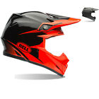 Bell Moto-9 Intake Motocross Helmet ATV Off Road MX Snell DOT Approved Enduro