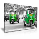 Tuk Tuk Taxi Canvas Modern Thailand Gangkok Wall Art Deco ~ 9 Sizes