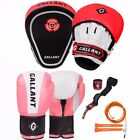 Gallant Boxing Gloves and Pads Training Sparring Punch Focus Mitts Hook Jab Kick