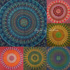 LARGE SELECTION - TWIN HIPPIE INDIAN MANDALA TAPESTRY WALL HANGING Dorm Decor