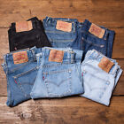 LEVIS 501 GRADE A VINTAGE MOM BOYFRIEND HIGH WAISTED WOMENS JEANS 26 27 28 29 30