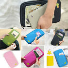 Hot! Journey Credit Card Bag Passport Holder Handbag Travel Organizer Case Cover