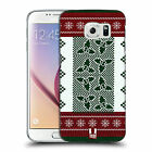 HEAD CASE DESIGNS KNITTED CHRISTMAS HARD BACK CASE FOR SAMSUNG GALAXY S6 G920