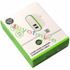 2 Port Wall Home Charger + USB Cable For Apple iPhone6/iPhone5/iPad/iPod