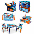 Choose from: kids Disney Planes Bedroom Furniture boys aeroplane storage toy box