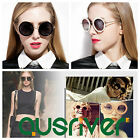 Thick Round Frame Vintage Retro Women's Sunglasses You Must Have!!2015 New