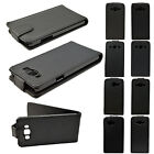 Vertical Flip Leather Phone Case Cover Pouch Skin For Samsung iPhone LG Huawei