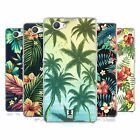 HEAD CASE TROPICAL PRINTS SILICONE GEL CASE FOR SONY XPERIA Z1 COMPACT D5503