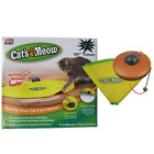 Electronic Interactive Cat Toy Cats Meow Undercover Mouse With Li-ion Battery V3