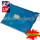 STRONG METALLIC BLUE MAILING POSTAL PLASTIC POLY BAGS MAILERS *ALL SIZES/QTY'S*