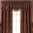 "Chris Madden OCTAVIA MEDALLION PATTERN Drapery Panel Curtain 50""W x 108""L"