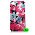 DECORATIVE FLOWER FLORA FLOWERS HARD SHELL CASE COVER FOR VARIOUS MOBILE PHONE