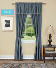 Complete Blackout Window in a Bag Curtain Set By GoodGram® - Assorted Colors