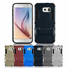 Transformer Heavy Duty Protective Shock Proof Case Samsung Galaxy S6 Edge *SALE*