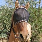 CUSTOM MADE EMBROIDERED HORSE FLY MASK – By BobbiGees
