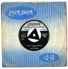 """RICKY NELSON.JUST A LITTLE TOO MUCH / SWEETER THAN YOU.UK ORIG """"TRI"""" 7"""".EX-"""