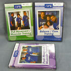 Cardio Circuit Series DVD Lot of 3 NEW Fitnes 123 Physical Cognitive Impairments