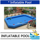 PVC Inflatable Pool for Water Walking Ball Zorb Ball and other games 3 Size