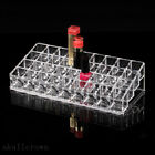 New Acrylic Lipsticks Earrings Jewlery Organizer Holder Storage Display Box