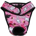 Sanitary Physiological Pants Diaper Panties Underwear for Female Dog Washable