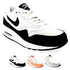 Womens Nike Air Max 1 Essential Low Top Lace Up Casual Running Trainers UK 3-8