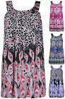 Womens New Plus Size Paisley Peacock Print Ladies Sleeveless Lined Puff Vest Top