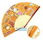 2015 CARTOON GARFIELD FOLDABLE PAPER FAN GF2-3587-1