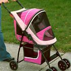 Pet Gear SPORT Pet Dog Strollers in  Blue or Pink for pets up to 20 lbs.