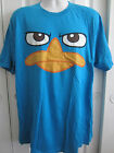 Hot Topic: Disney Phineas & Fend Perry The Platypus Face T-Shirt
