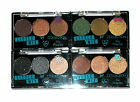 Collection Little Mix Eyeshadow Trio Palette ~ Pick A Shade ~ Brown Green Black