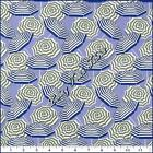 "BENARTEX / KANVAS STUDIO ""CABANA"" UMBRELLAS #05976  COTTON FABRIC 1/2 YD 18""X44"