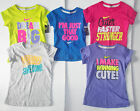 Nike Toddler Girls T-Shirts 5 Shirts To Choose From in Sizes 2T 3T 4T   NWT